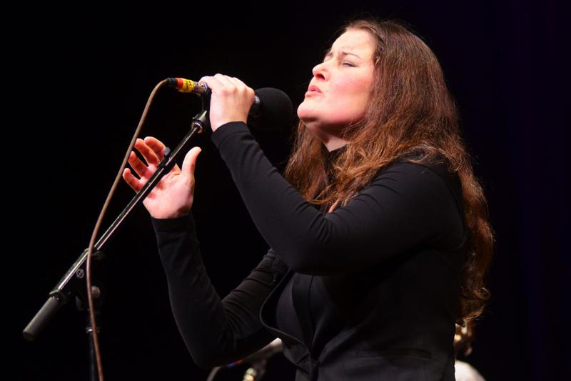 Paula Cole on Mountain Stage