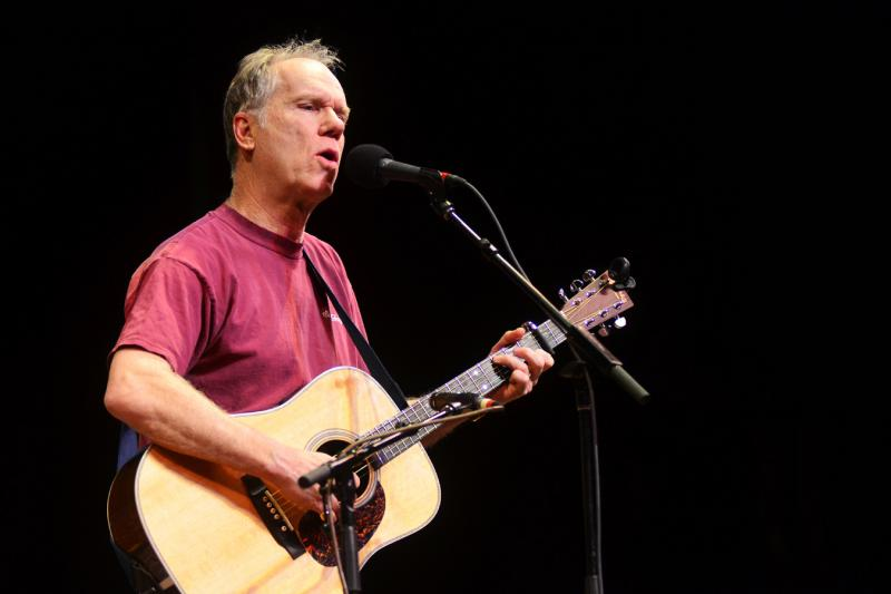 Loudon Wainwright III on Mountain Stage