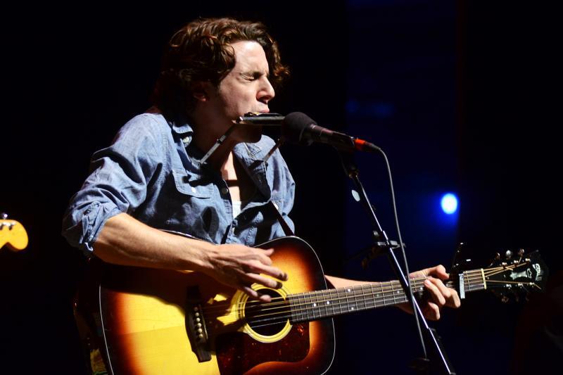 Joe Pug, Live on Mountain Stage