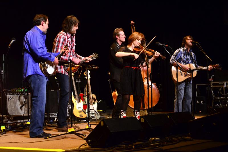 The SteelDrivers on Mountain Stage
