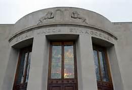 The B'nai Jacob Synagogue in Charleston, W. Va.