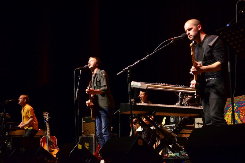 Bell X1 Live on Mountain Stage