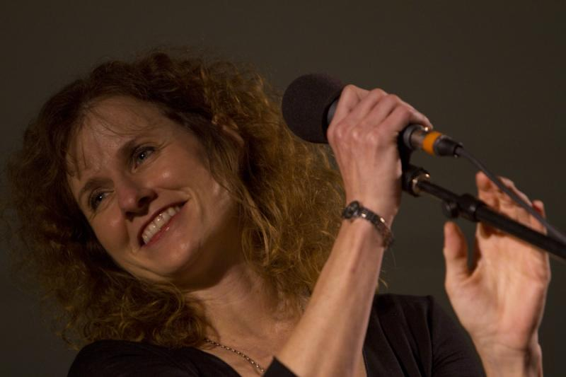 Cathie Ryan live on Mountain Stage