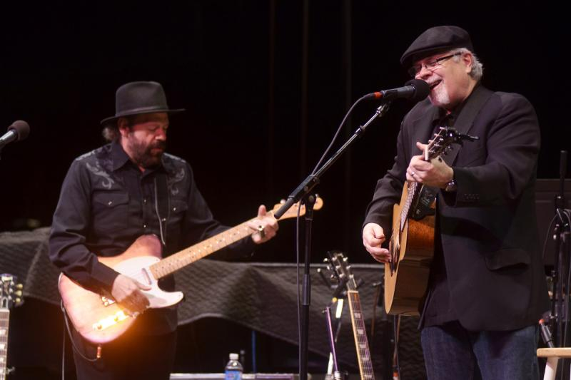 Gary Nicholson and Colin Linden on Mountain Stage