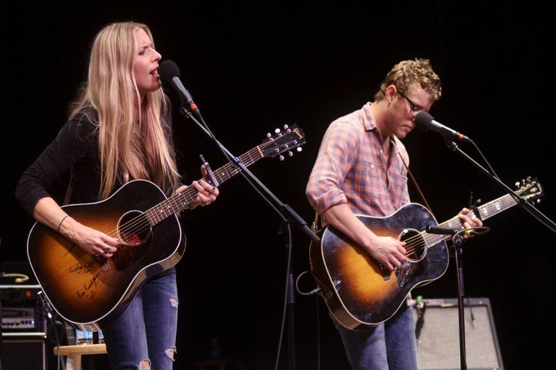 Holly Williams on Moutain Stage