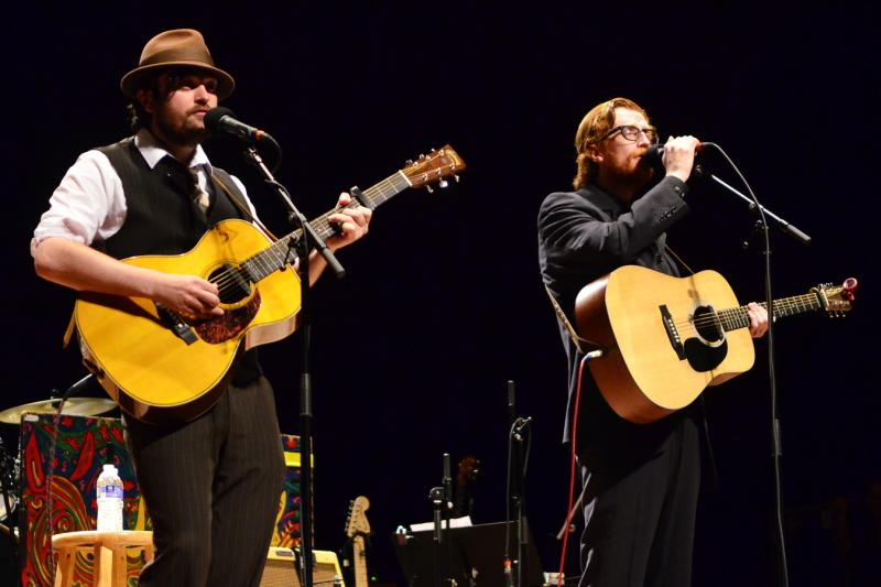The Lost Brothers live on Mountain Stage