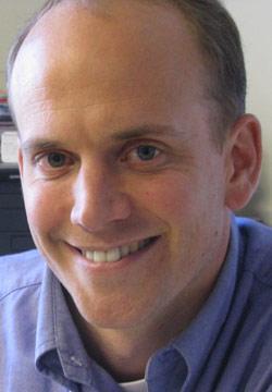 M.I.T. professor John Ochsendorf