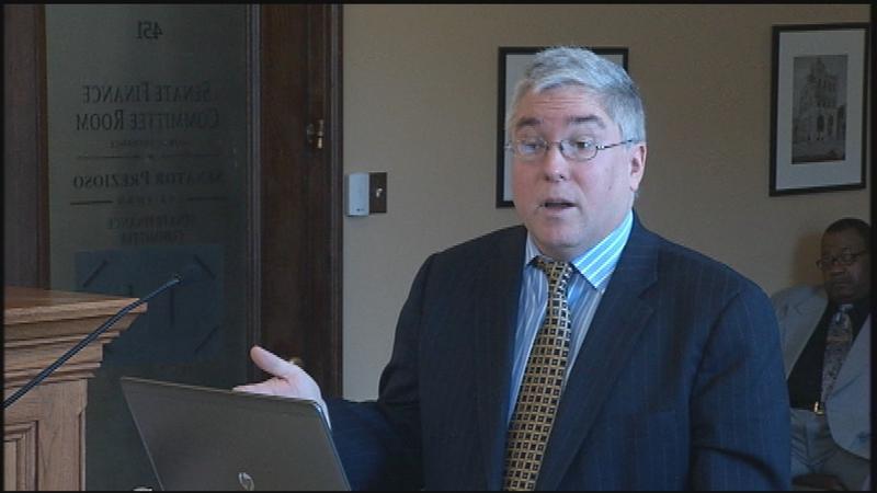 Patrick Morrisey, W. Va. Attorney General