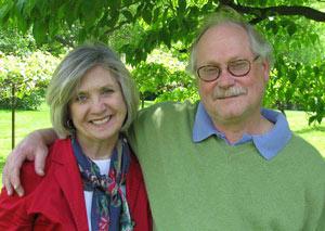 Caroline and Holmes Morton