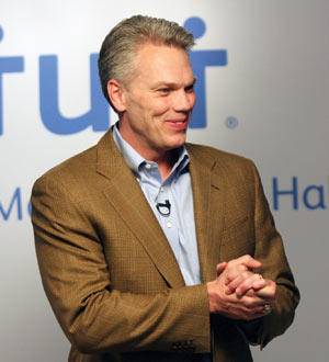 Brad Smith, CEO of Intuit