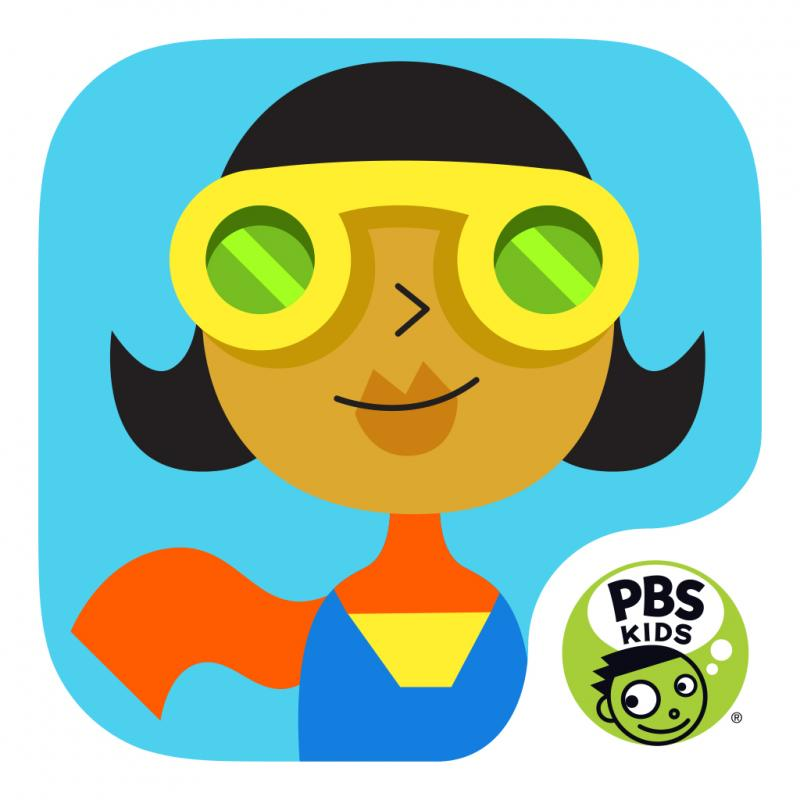 Icon for PBS KIDS Super Vision app
