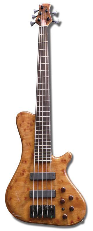 A Roger Morillo bass.
