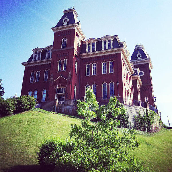 Woodburn Hall, West Virginia University
