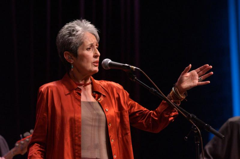 Joan Baez - Mountain Stage Retrospective