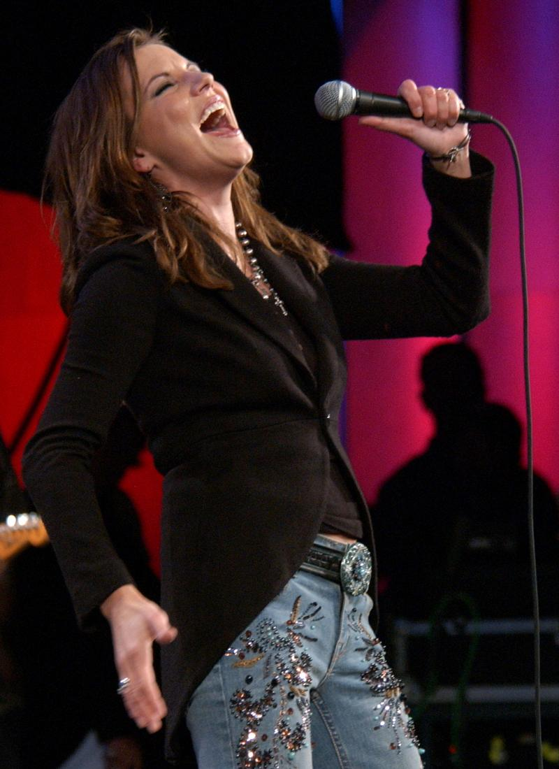 Martina McBride - Mountain Stage Retrospective