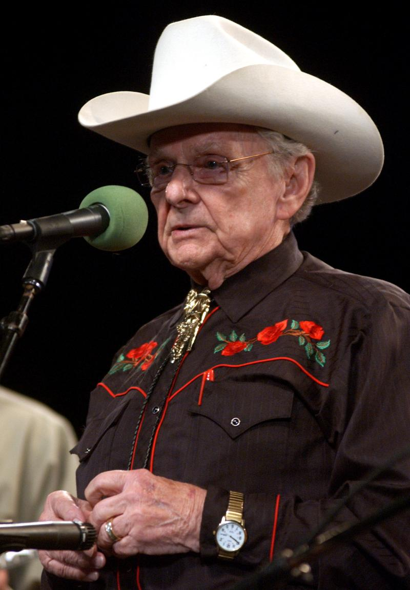 Ralph Stanley - Mountain Stage Retrospective