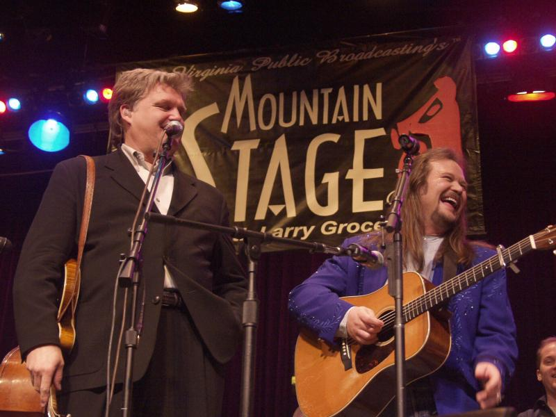 Skaggs & Tritt - Mountain Stage Retrospective
