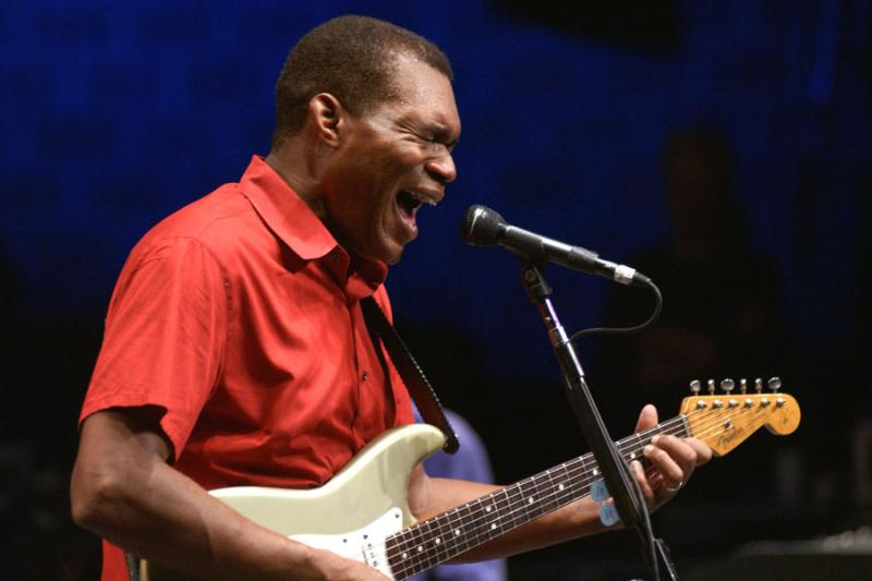 Robert Cray - Mountain Stage Retrospective