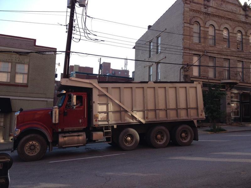 Morgantown, Truck