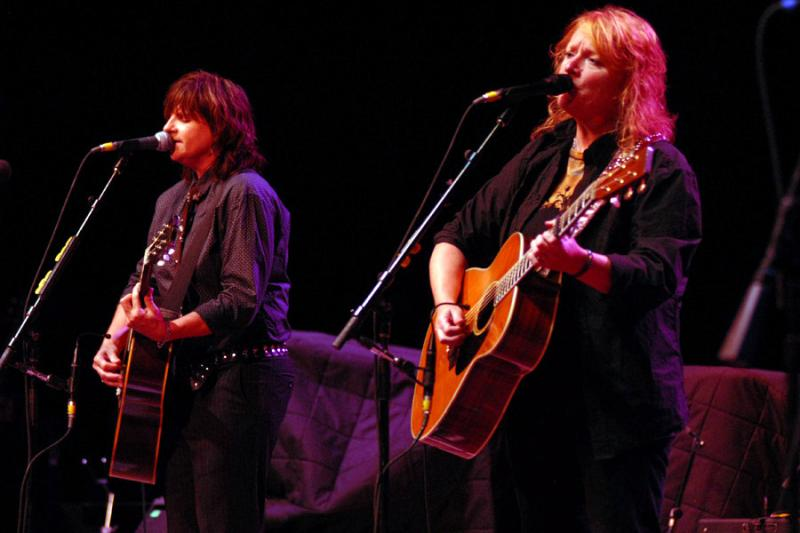 The Indigo Girls from 2009. Hear this episode this weekend on MS After Midnight.