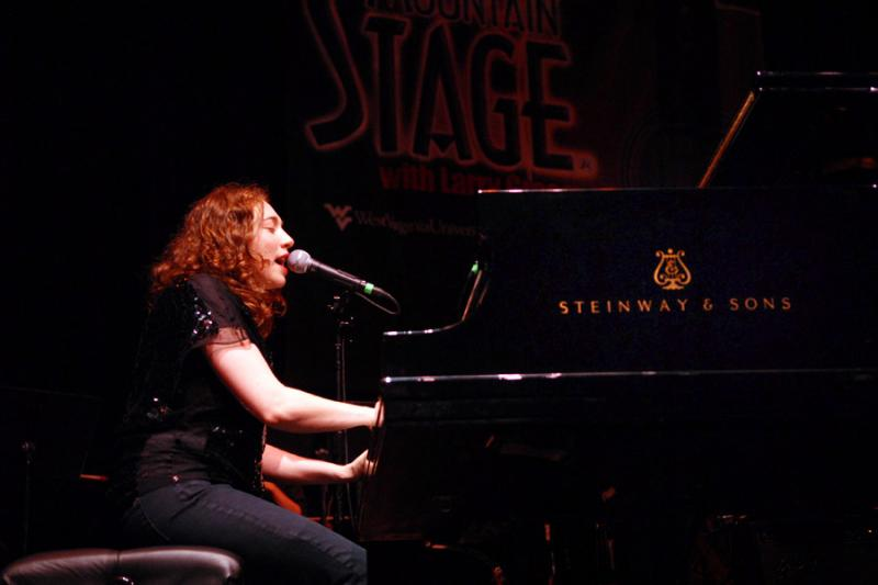 Regina Spektor from 2009. Hear this episode this weekend on MS After Midnight.