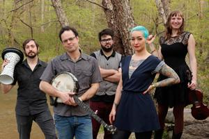 Progressive roots band The Duhks are back, and join us October 5 to record for the 3rd time on Mountain Stage