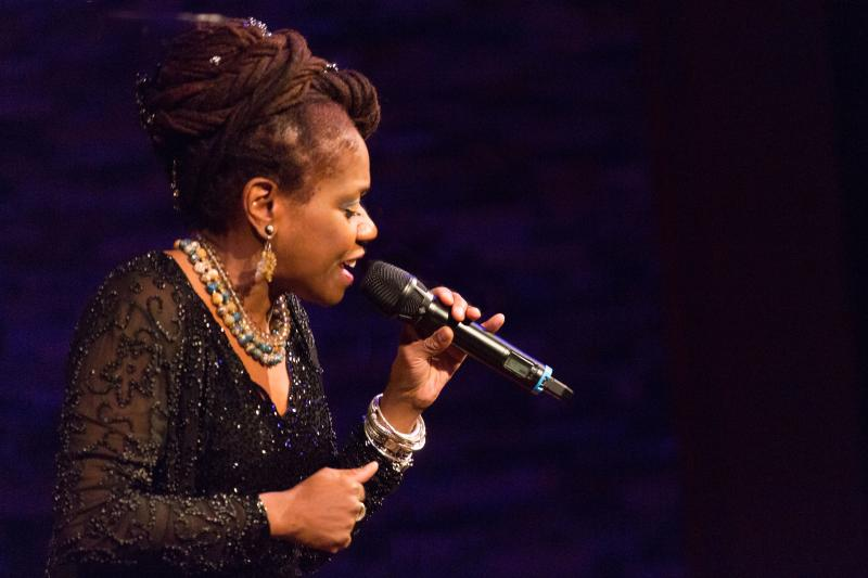 Catherine Russell, unmatched jazz vocalist, records on Mountain Stage Sunday November 23.
