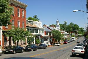 Shepherdstown sometimes argues that it is older because its bill was read for the third time before Romney's bill was.