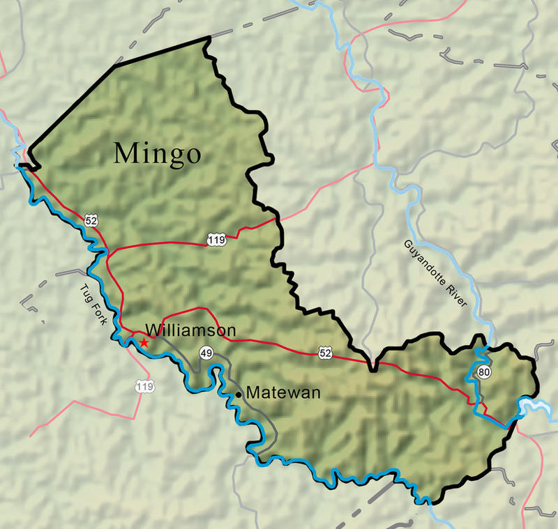 The N&W, as it was known, built a major rail yard at Williamson, which would become the Mingo County seat.
