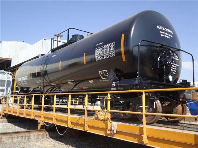 Rail Car Company Urges Dot To Finalize New Safety Rules West