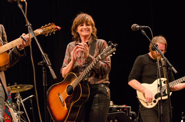 Amy Ray on Mountain Stage