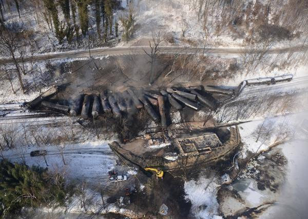 What We Know Three Days After The Fayette Co Oil Train