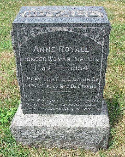 Anne Newport Royall
