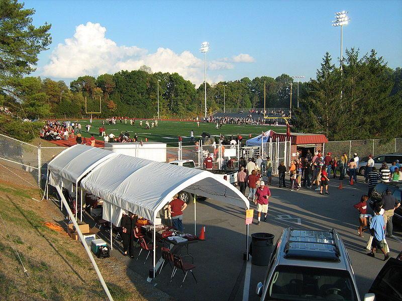 Concord Football Stadium