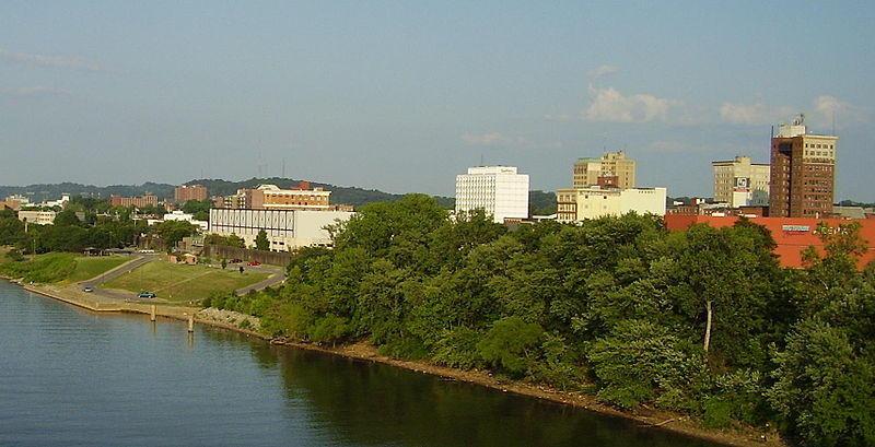 Huntington Ohio River