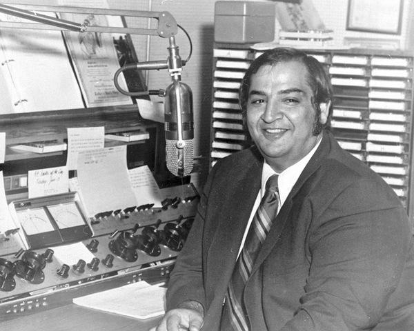 Radio personality Al Sahley