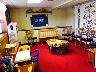 Interior, The Clinic for Special Children, established by Dr. Holmes and Caroline Morton, West Virginia natives.