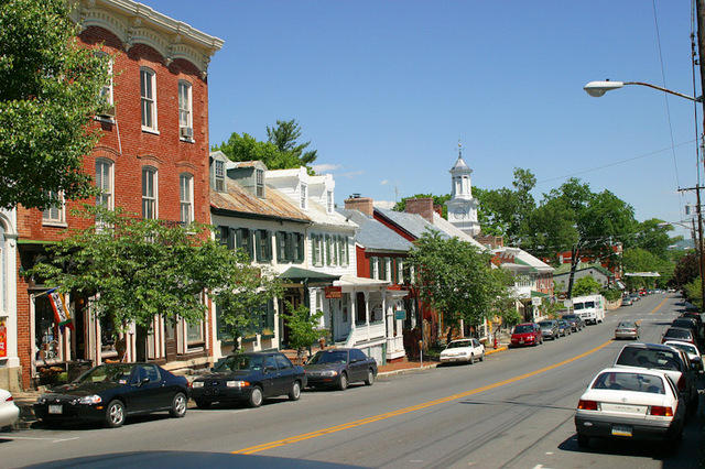 Downtown Shepherdstown