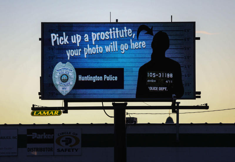Billboard, Prostitution