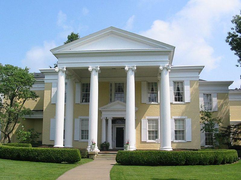 Oglebay Park, Oglebay Mansion