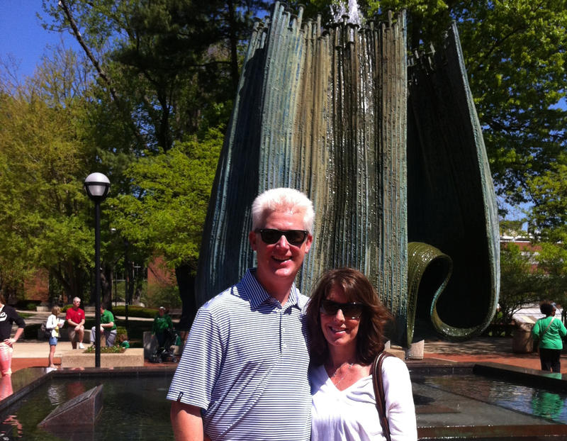 Stephen & Shari Ward, Marshall Memorial