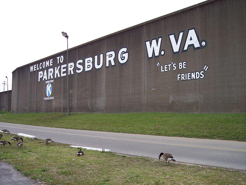 Parkersburg Floodwall