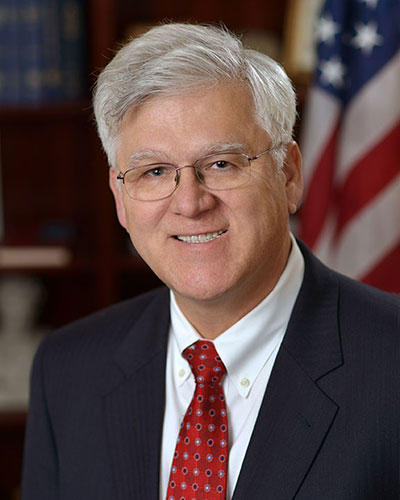 West Virginia Treasurer John Perdue