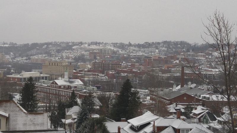 Morgantown, Snow