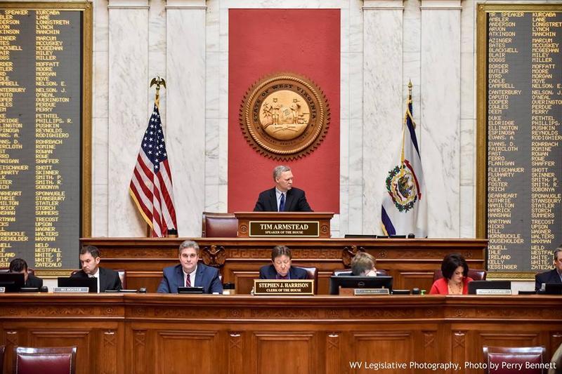 House Speaker Tim Armstead, R-Kanawha.