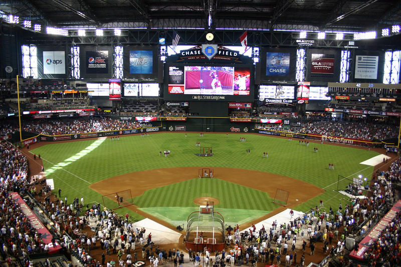 Chase Field, Arizona Diamondbacks