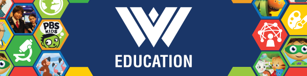 WVPB Education Newsletter Banner