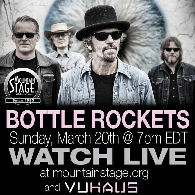 Watch Bottle Rockets' return to the Mountain Stage LIVE on MountainStage.org.