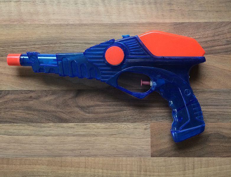 Squirt Gun, Water Gun, Water Pistol