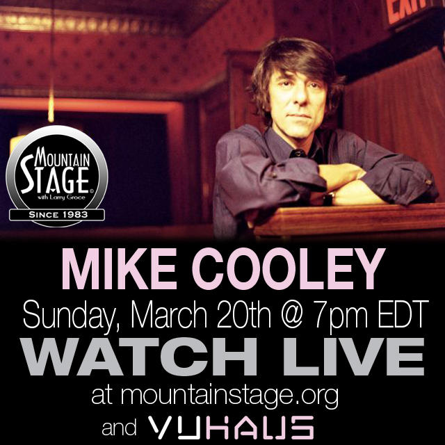 Watch The Drive-By Truckers' Mike Cooley on Mountain Stage LIVE on MountainStage.org.